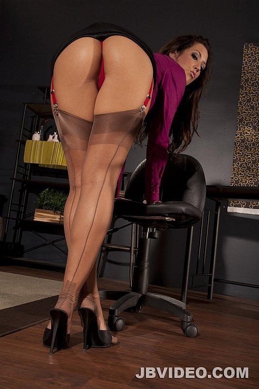 Quality pantyhose photos
