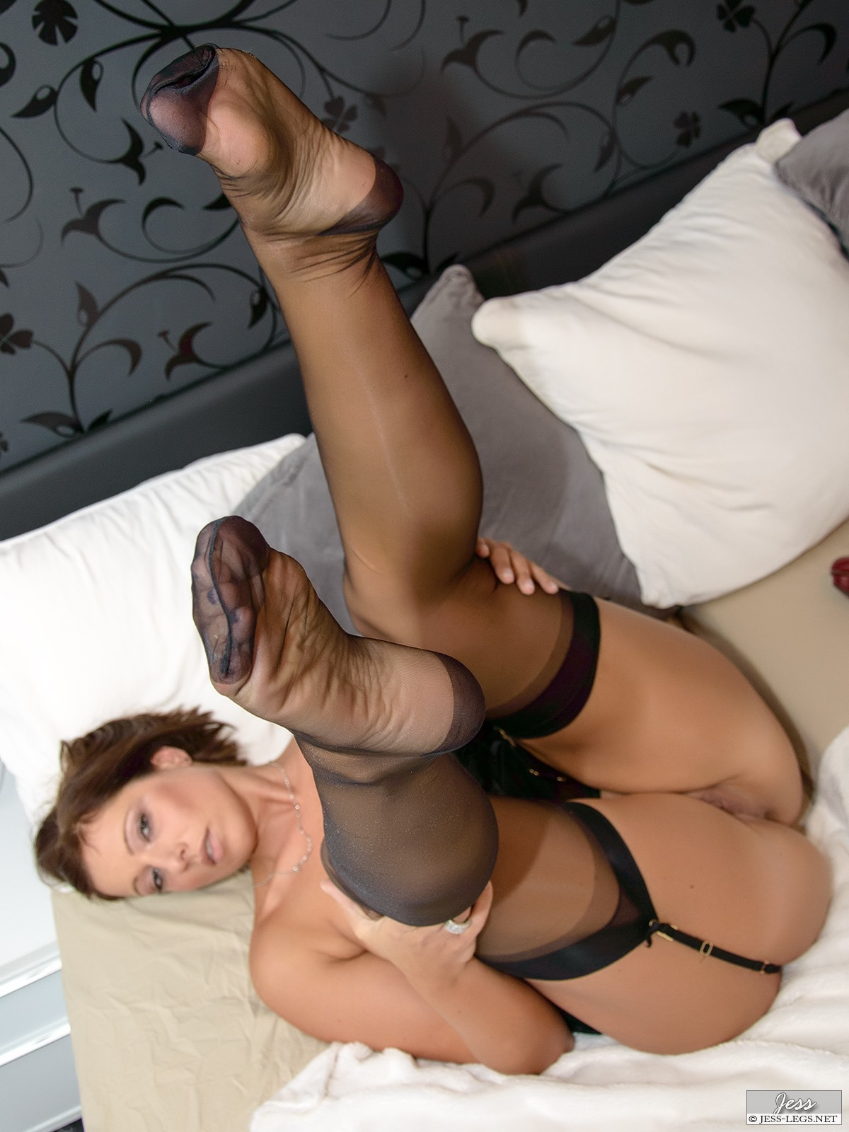 pantyhose stocking nylon porn